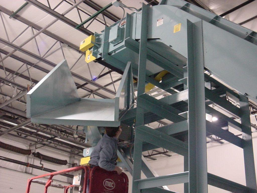 conveyor rebuilds